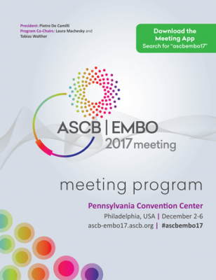 ASCB EMBO MEETING PROGRAM THUMBNAIL